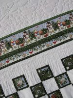 Holly and birch patterns {JPEG}